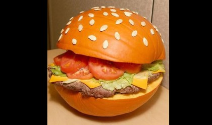 The-Burger-Pumpkin
